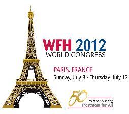 Congresul Internațional de Hemofilie, 2012