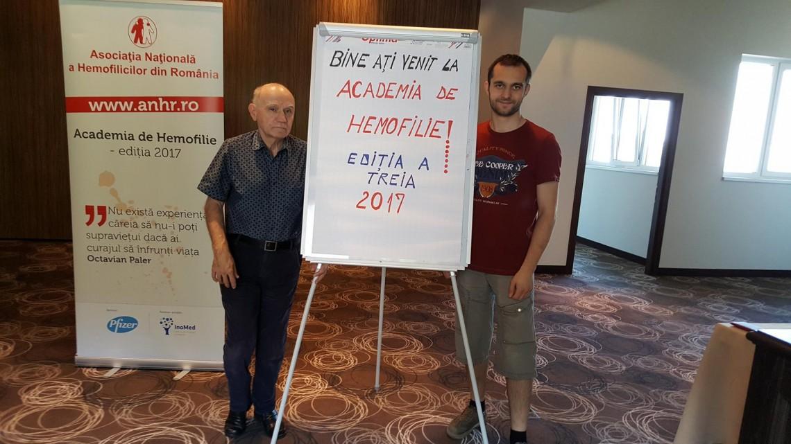 Academia de Hemofilie 2017