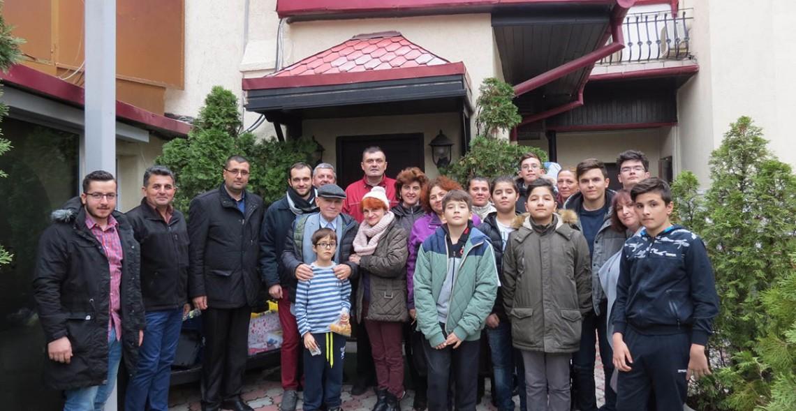 #WiF7: Weekend în familie 24-26 noiembrie 2017